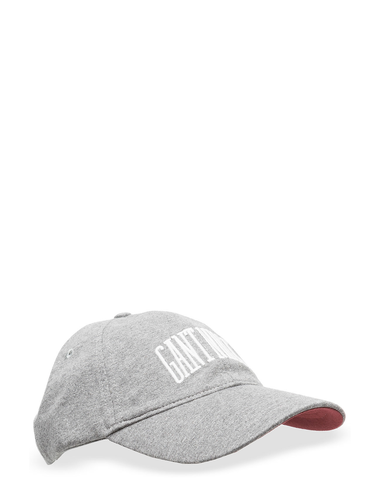 O.Jersey Cap GANT Hatte & Caps til Herrer i Light Grey Melange