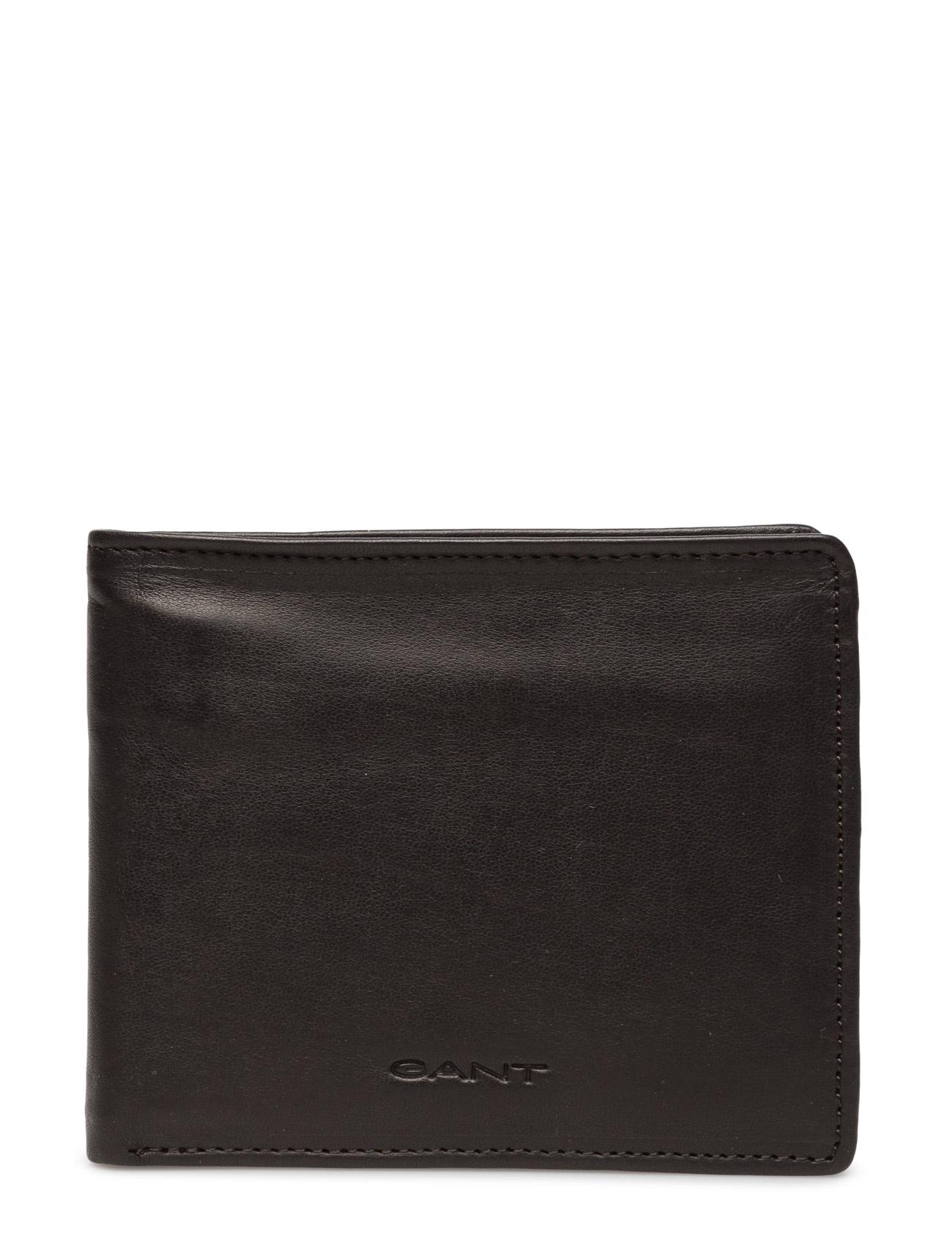O. Leather Wallet GANT Punge til Mænd i