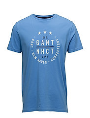 O2. STAR NHCT SS T-SHIRT - PACIFIC BLUE