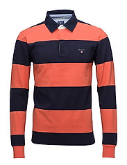 THE ORIGINAL BARSTRIPE HEAVY RUGGER - STRONG CORAL