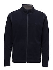 FULL ZIP FLEECE CARDIGAN