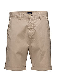 O2. REGULAR SUNBLEACHED SHORTS - DRY SAND