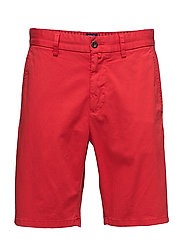 REGULAR COMFORT SHORTS - BRIGHT RED
