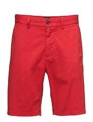 REGULAR COMFORT SHORTS - BRIGHT RED