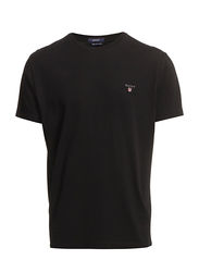 THE ORIGINAL SS  T-SHIRT - BLACK
