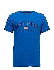 O1. NHCT SS T-SHIRT - LAPIS BLUE