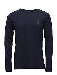THE ORIGINAL LS T-SHIRT - EVENING BLUE