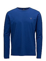 THE ORIGINAL LS T-SHIRT - YALE BLUE