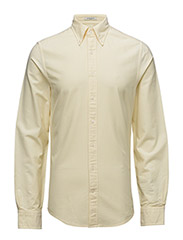 G. THE PERFECT OXFORD LS FBD - SOFT YELLOW