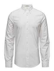 G. THE PERFECT OXFORD LS FBD - WHITE