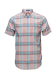 O2. INDIAN MADRAS REG SS BD - STRAWBERRY PINK