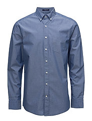 O1. THE BROADCLOTH DOT REG BD - YALE BLUE