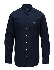 THE BROADCLOTH REG BD - MARINE