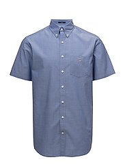 THE BROADCLOTH REG SS BD - YALE BLUE