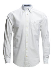 THE PERFECT OXFORD LS BD - WHITE