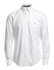 ACADEMIC OXFORD LS BD - WHITE