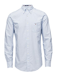 THE OXFORD SHIRT REG BD - CAPRI BLUE