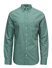 THE OXFORD SHIRT FIT BD - IVY GREEN