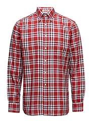 PINPOINT OXFORD PLAID EZOBD80 - FADED ROSE
