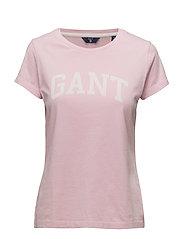 Gant - O1. Gant Capsleeve T- Shirt
