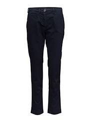 CLASSIC COIN POCKET CHINO - EVENING BLUE