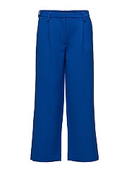 O1. CULOTTE PANTS - YALE BLUE