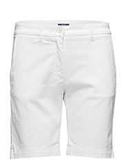 ORIGINAL CHINO SHORTS - WHITE