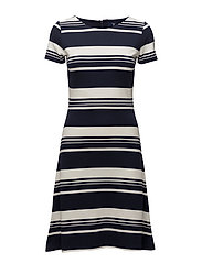 Gant - O1. Striped Feminine Dress