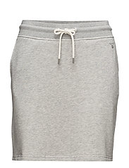 Gant - O1. Tonal Shield Sweat Skirt