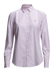 STRETCH OXFORD CLASSIC - LIGHT PINK