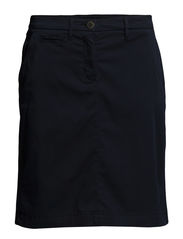 CLASSIC COIN POCKET SKIRT - NAVY