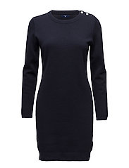 O2. SAILORS DRESS - EVENING BLUE