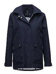 O1. ROUGH WEATHER SLICKER - EVENING BLUE