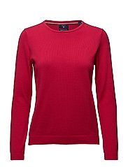 Gant - Lt Weight Cotton Crew Neck
