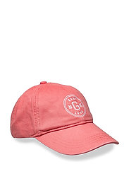O2. SUNBLEACHED CAP - STRAWBERRY PINK