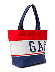 GANT NAUTIC TOTE BAG - EVENING BLUE