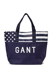 OLD GLORY TOTE BAG - THUNDER BLUE