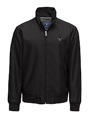THE HAMPSHIRE JACKET - BLACK