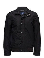 O1. THE HIGHLINE JACKET - BLACK