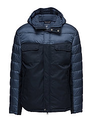 O1. THE VELOCITY JACKET - EVENING BLUE