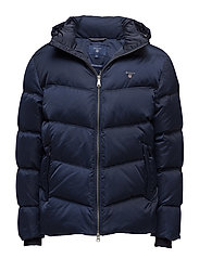 O2. THE ALTA DOWN JACKET - MARINE