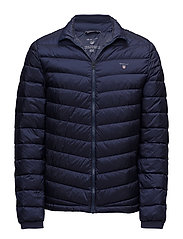 O1. THE AIRIE DOWN JACKET - CLASSIC BLUE