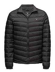 O1. THE AIRIE DOWN JACKET - ODYSSEY GRAY