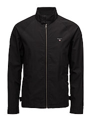 O1. THE CURLINGTON JACKET - BLACK