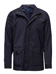 O1. THE GREENFIELD JACKET - EVENING BLUE