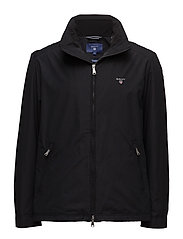 THE MIDLENGTH JACKET - BLACK