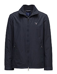 THE MIDLENGTH JACKET - NAVY