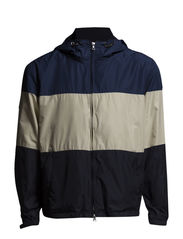 O. THE PIECED MARINER JACKET - CLASSIC BLUE