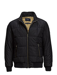 N. THE DUVET PUFFER - NAVY