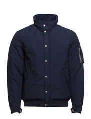 THE PACIFIC PUFFER - DARK BLUE